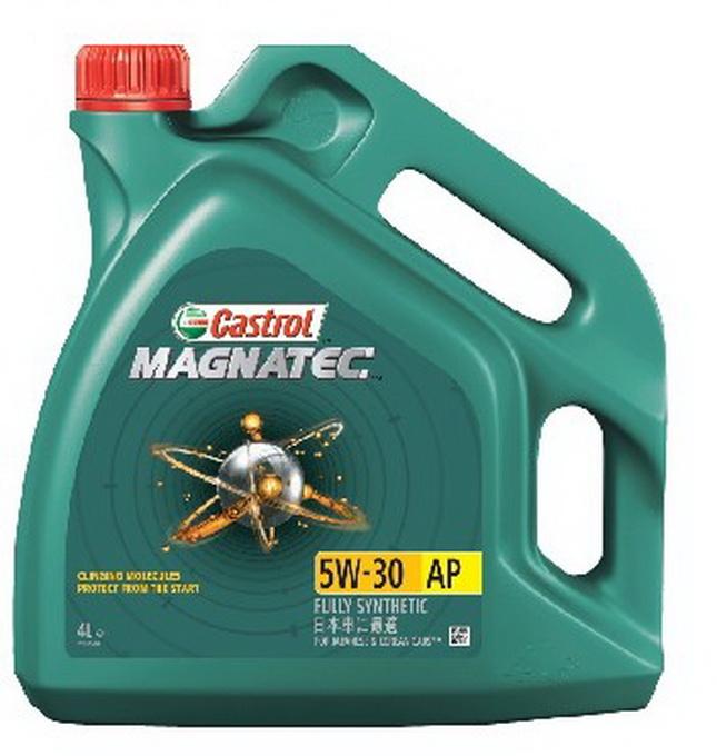 Моторное масло CASTROL Magnatec 5W-30 AP NEW