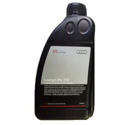 Моторное масло AUDI Longlife 3 5w-30
