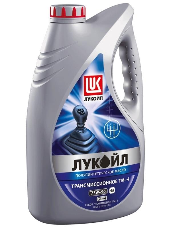 Трансмиссионное масло ЛУКОЙЛ ТМ-4 GL-4 75W90