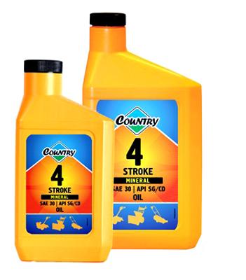 Моторное масло COUNTRY 4 stroke минер.