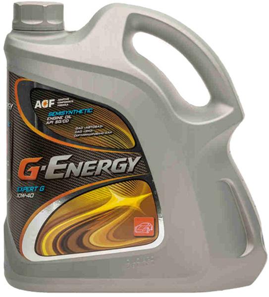 Моторное масло G ENERGI Expert G 10W40