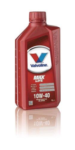 Моторное масло VALVOLINE Maxlife 10w-40 SW