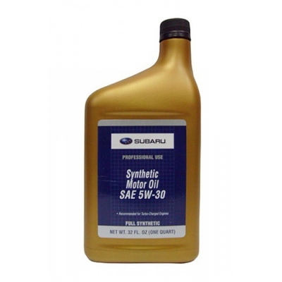 Моторное масло SUBARU 5w30