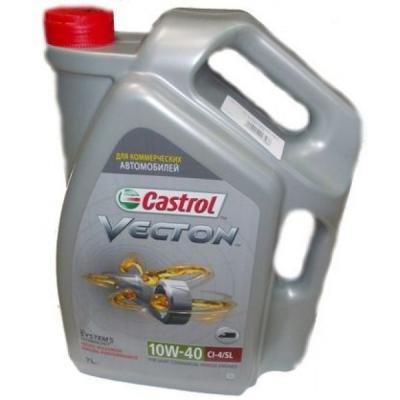 Моторное масло CASTROL Vecton 10W-40