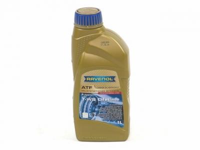 Трансмиссионное масло RAVENOL ATF T-WS