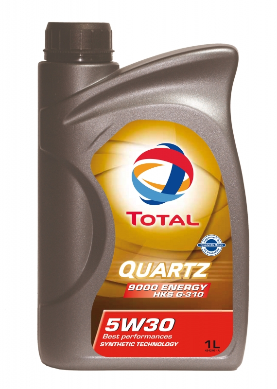 Моторное масло TOTAL QUARTZ 5w 30  ENERGY HKS 9000