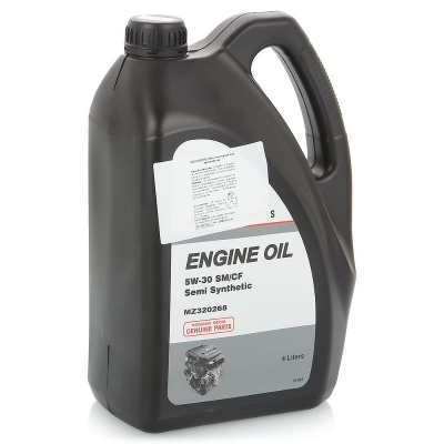 Моторное масло MITSUBISHI Engine Oil 5w30 Semi-Synthetic SM/CF SAE