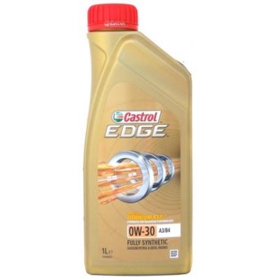 Моторное масло CASTROL EDGE 0W-30 Titanium A3/B4