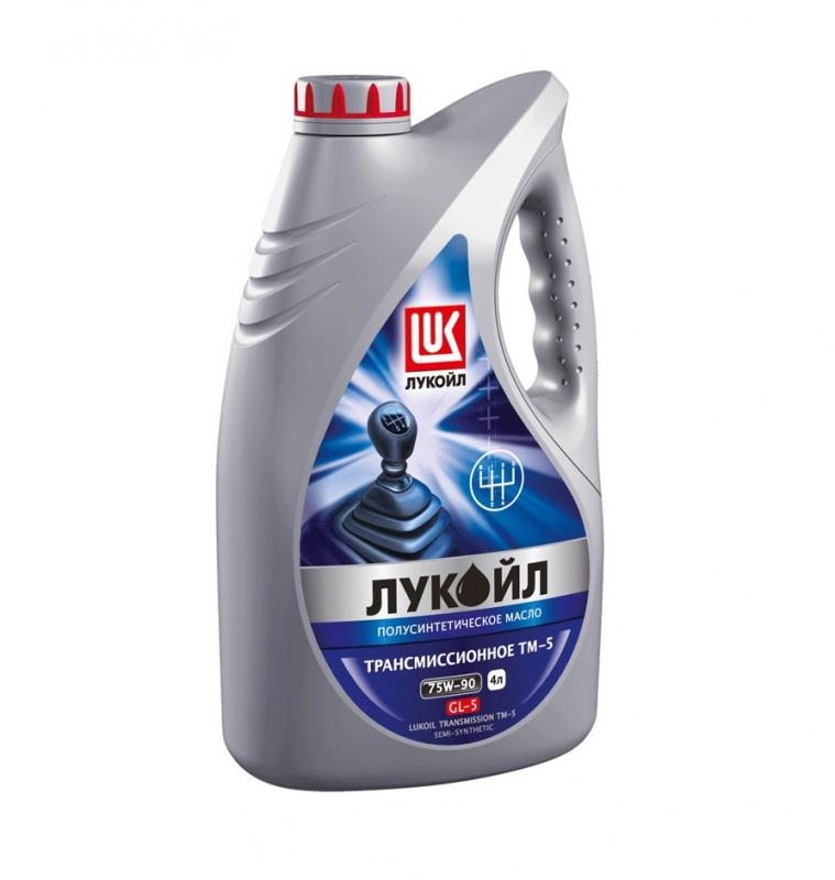 Трансмиссионное масло ЛУКОЙЛ ТМ-5 GL-5 75W90