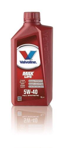Моторное масло VALVOLINE Maxlife 5w-40 SW