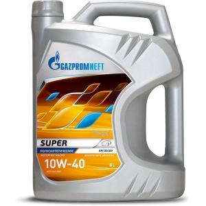 Моторное масло GAZPROMNEFT 10w40 Super SG/CD