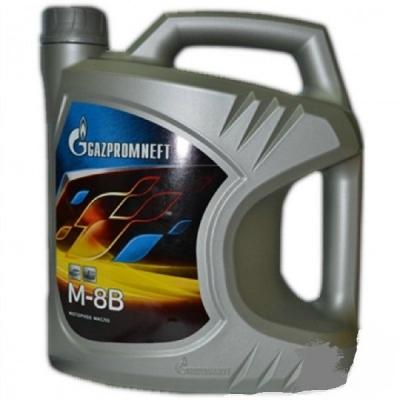 Моторное масло GAZPROMNEFT M-8B