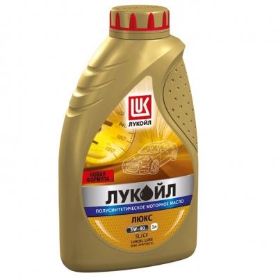 Моторное масло ЛУКОЙЛ ЛЮКС 5w40 SL