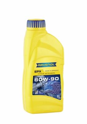Трансмиссионное масло RAVENOL EPX SAE 80w90 GL-5 Getriebeoel EPX