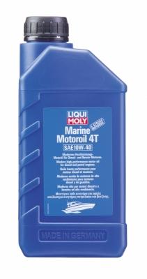 Моторное масло LIQUI MOLY 4T 10w40