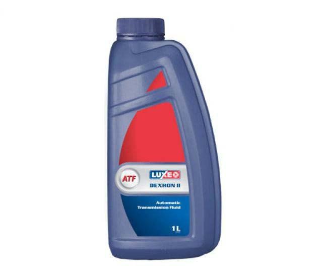 Трансмиссионное масло LUXE ATF-A Dextron II