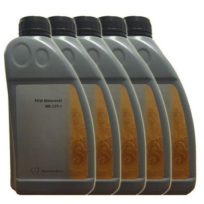 Моторное масло MERCEDES 10W40 229.1
