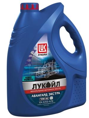 Моторное масло ЛУКОЙЛ Авангард экстра 15W40