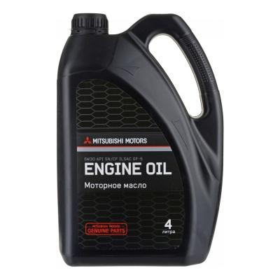 Моторное масло MITSUBISHI SN SAE 5W-30