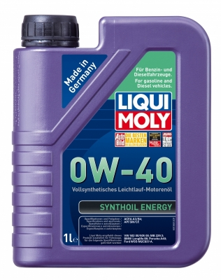 Моторное масло LIQUI MOLY Energi 0W40 SM/CF
