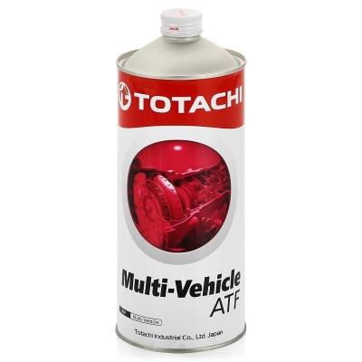 Трансмиссионное масло TOTACHI ATF multivehicle
