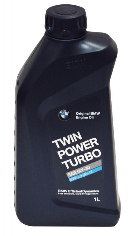 Моторное масло BMW BMW 5W30 Twin Power Turbo LL-04