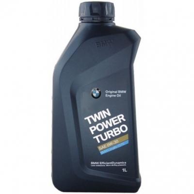 Моторное масло BMW BMW 0W30 Twin Power Turbo LL-12 Fe
