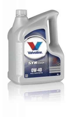 Моторное масло VALVOLINE SYNPOWER 0w40