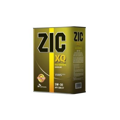Моторное масло ZIC XQ 5w30