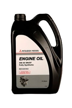 Моторное масло MITSUBISHI Engine Oil 5w40 SN/CF SAE