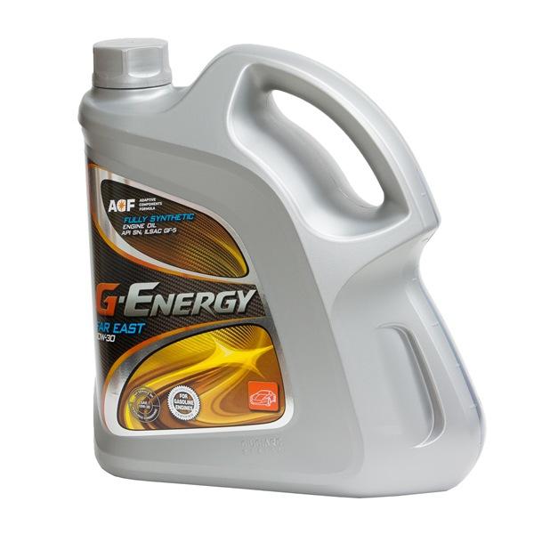 Моторное масло G ENERGI 5w30 Far East