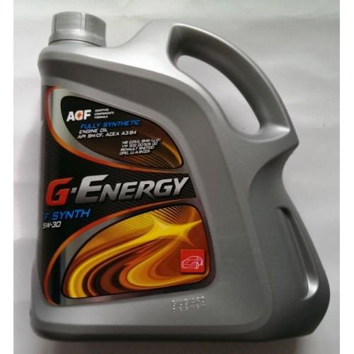 Моторное масло G ENERGI 5w30 F Synth