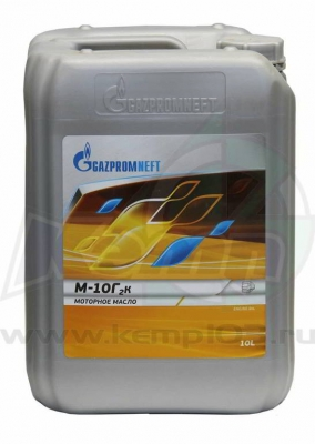 Моторное масло GAZPROMNEFT M-10Г2к