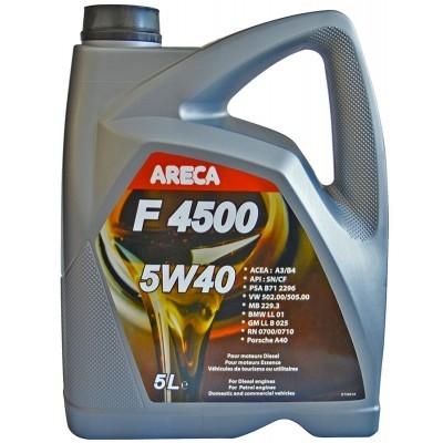 Моторное масло ARECA F4500 Essence 5w40