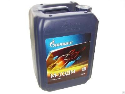 Моторное масло GAZPROMNEFT М-10ДМ