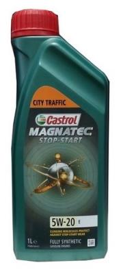 Моторное масло CASTROL Magnatec Stop-Start 5W20 E