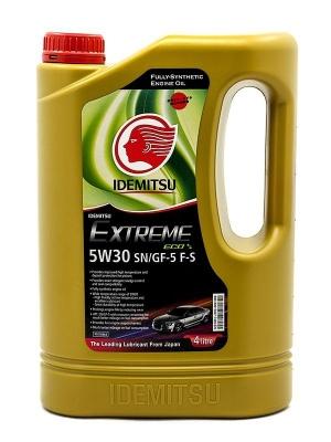 Моторное масло IDEMITSU 5w30 Fully SN/GF-5