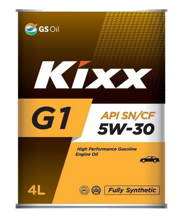 Моторное масло KIXX 5w30 G1