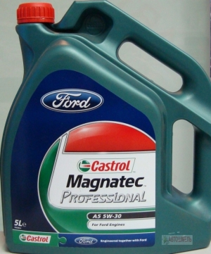 Моторное масло CASTROL Magnatec 5W30 A5 Professional Ford