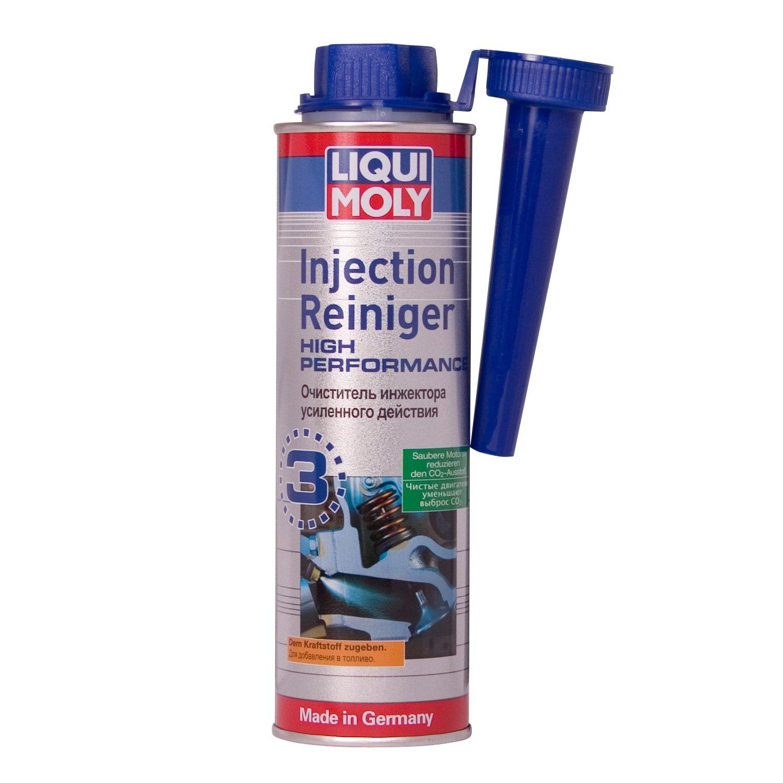 Очиститель инжектора усиленного действия LIQUI MOLY 0,3л