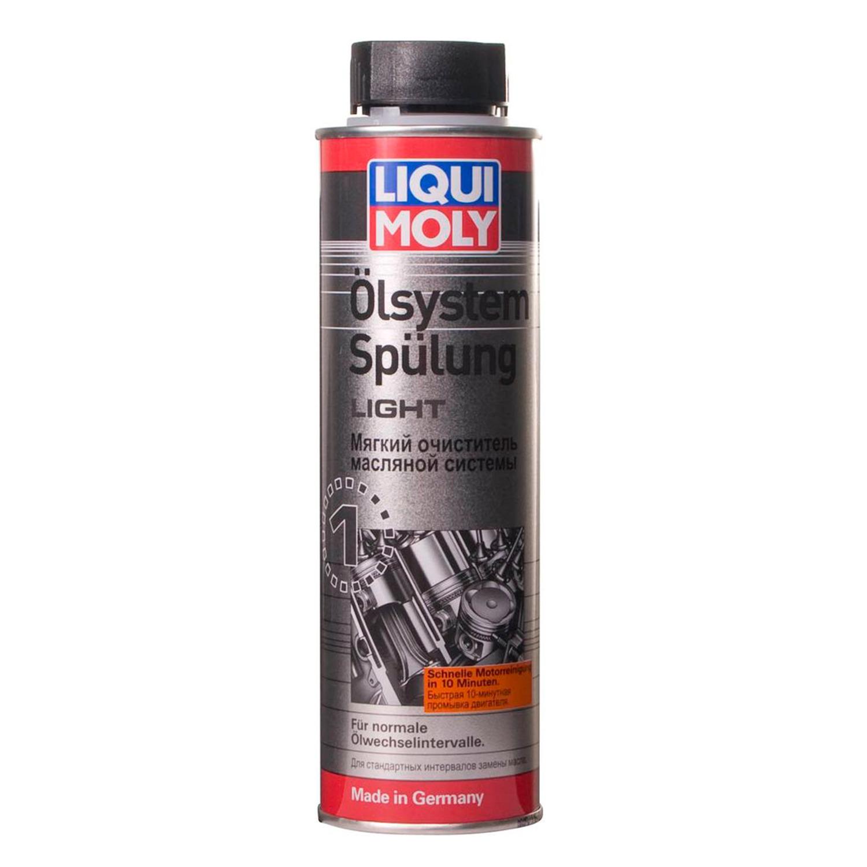 Очиститель масляной системы мягкий LIQUI MOLY