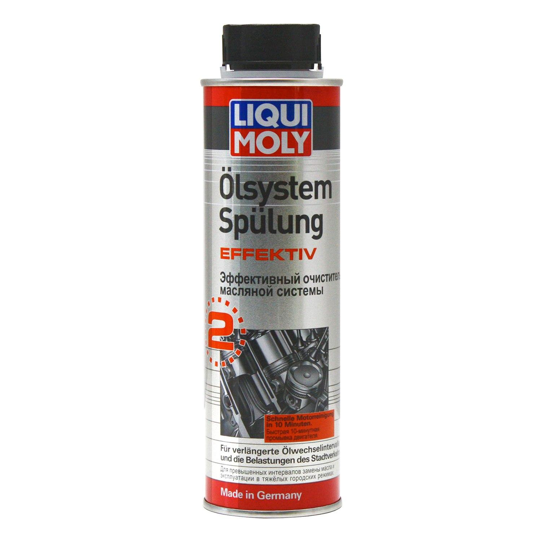 Очиститель  масляной системы LIQUI MOLY 0,3л