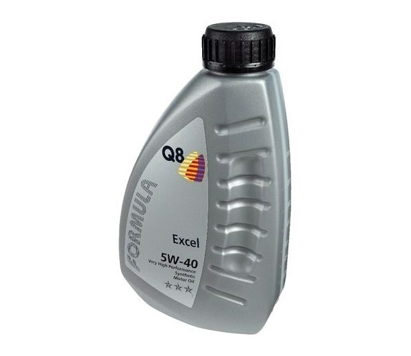 Моторное масло Q8 Oils Excel 5W-40