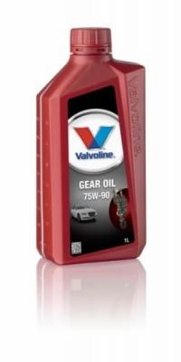 Трансмиссионное масло VALVOLINE Axle 75W90 LS