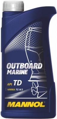 Моторное масло для водной техники MANNOL OUTBOARD MARINE