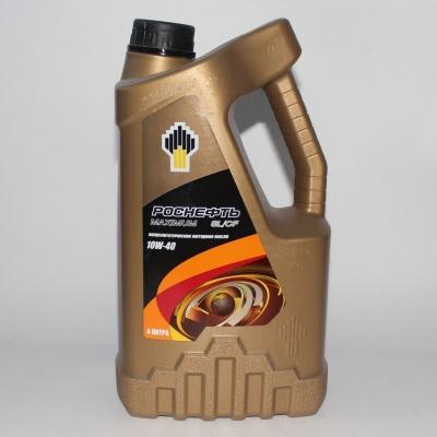Моторное масло РОСНЕФТЬ 10W40 Maximum API SL/SF