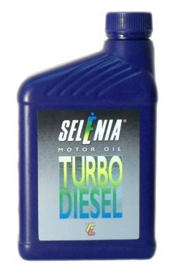 Моторное масло SELENIA Turbo 10w40 Diesel