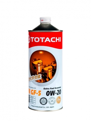 Моторное масло TOTACHI 0w20 SN Extra Fuel Economy