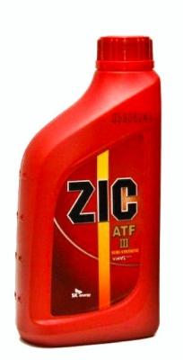 Трансмиссионное масло ZIC ATF III