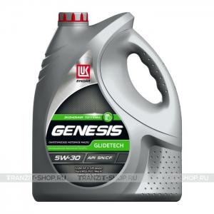 Моторное масло ЛУКОЙЛ 5W30 Genesis Glidetech